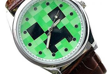 Minecraft Creeper Watch