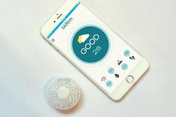 Bloom: Smart Indoor/Outdoor Air Quality Monitor