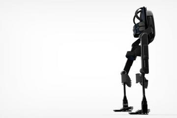 ARKE Robotic Exoskeleton with Alexa Integration