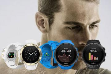 Suunto Spartan Trainer Wrist HR Smartwatch