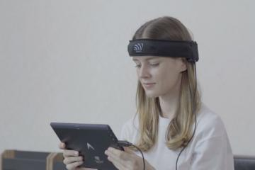 Brain+ EEG Device To Train Your Brain