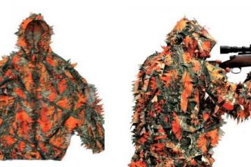 Blaze 3D Leafy Camo Suit