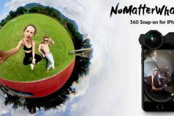 NoMatterWhat: 360-degree Add-on for iPhone 7