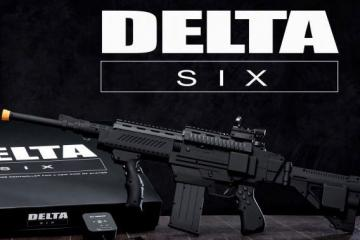 Delta Six Gaming Gun for VR