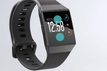 Fitbit Ionic: Smart Fitness Watch with GPS, Swim Tracking, Contactless Payment