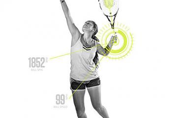 Zepp Tennis 2 Wearable: Swing & Match Analyzer