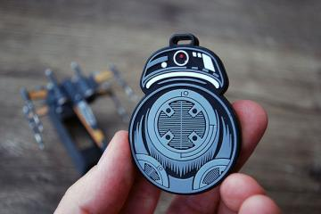 Plox Star Wars BB-9E Bluetooth Item Finder