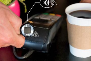 Bee: Biometric Encrypted Payment Key Fob