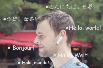 WT2 Wearable Translator