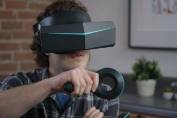 Pimax 8K VR Headset Addresses Screen Door Effect & Motion Sickness