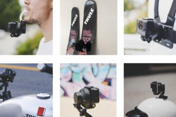 Quark Wearable GoPro Stabilizer