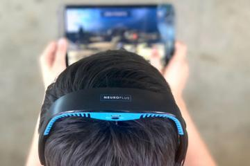 NeuroPlus: Wearable for Brain-Controlled Video Games