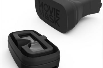MovieMask Portable Cinema