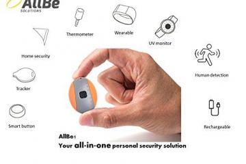AllBe1 Wearable Security Guardian