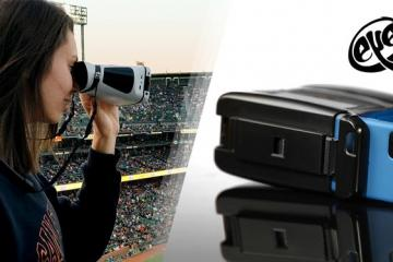 eyeQ Smartphone Binoculars