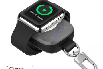 Firenew Portable Apple Watch Charger