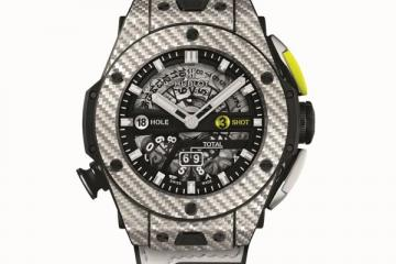 Big Bang UNICO Golf: Mechanical Golf Watch