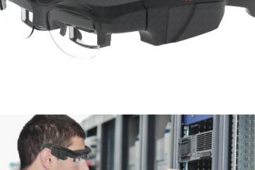 ThirdEye X1 Augmented Reality Smart Glasses