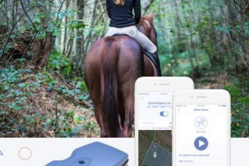 Kavale Connected Horse Tracker