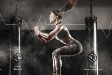 Vinci 2.0 AI Sports Headphones