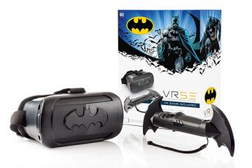 VRSE Batman Virtual Reality Headset