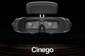 Cinego Wearable 4K Cinema