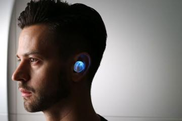 X-SHOCK: Waterproof LED Earphones