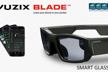 Vuzix Blade Smart Glasses Available on Pre-order