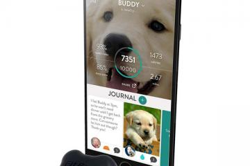 FitBark 2 Dog Fitness Monitor