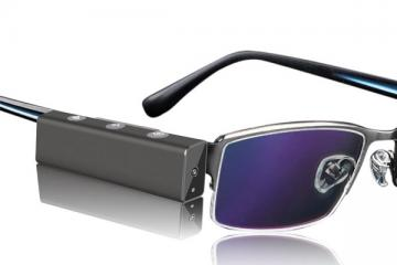 Innens Smart Glasses with Wink Sensing & Camera