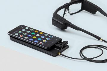 Iristick Smart Safety Glasses
