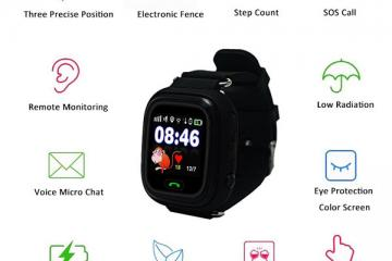 9Tong Kids GPS Watch