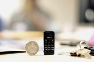 Zanco tiny t1: Super Small Fully Functional Phone