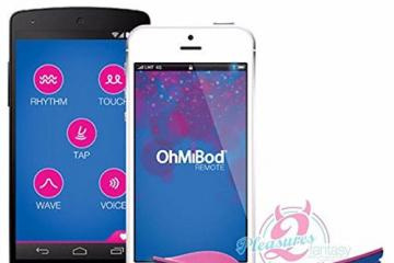 BlueMotion NEX 1 App Controlled Vibrator