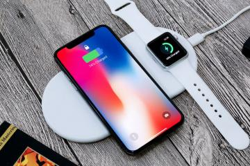 Funxim Wireless Charging Pad for Apple Devices