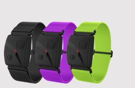 SCOSCHE RHYTHM 24 Waterproof Armband HRM