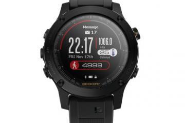 IRONCLOUD Multisport GPS Smartwatch