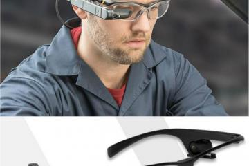 dynaEdge AR Smart Glasses from Toshiba
