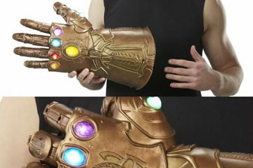 Marvel Infinity Gauntlet Articulated Electronic Fist