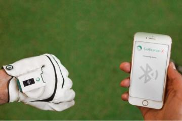 Golfication X: AI Powered Golf Wearable