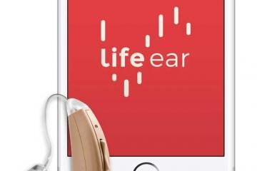 LifeEar CORE Smart Hearing Aid