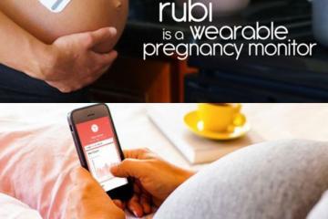 Rubi: Smart Wearable Pregnancy Monitor