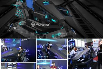 FuninVR's VR Racing Car Simulator
