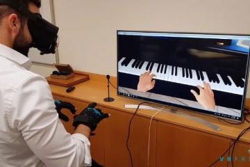 VRfree Gloves for Oculus Rift, HTC Vive, Daydream