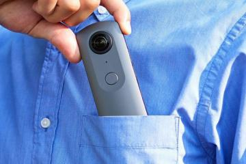 RICOH THETA V Gets Tour Creator Support