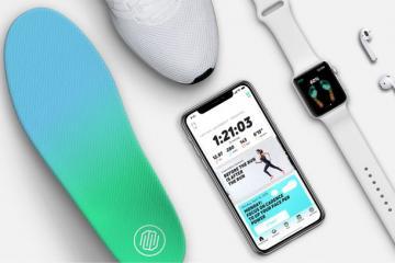 RUNVI Digital Running Coach with Smart Insoles