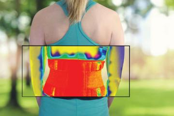 FitBack: Heat Therapy Wearable for Back Pain