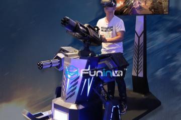 FuninVR's Gatling Gun VR Simulator
