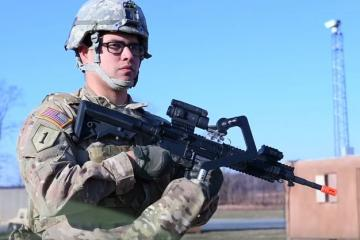 Army To Give Soldiers a Third Arm?