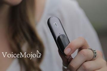 VoiceMojo Wearable Voice AI Assistant